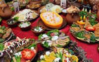 russia day food-fest